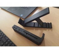 foldable-notebook-stand-one-piece-print-